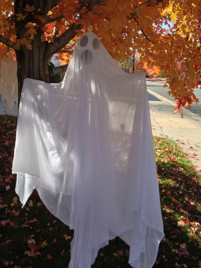 A neighborhood ghost