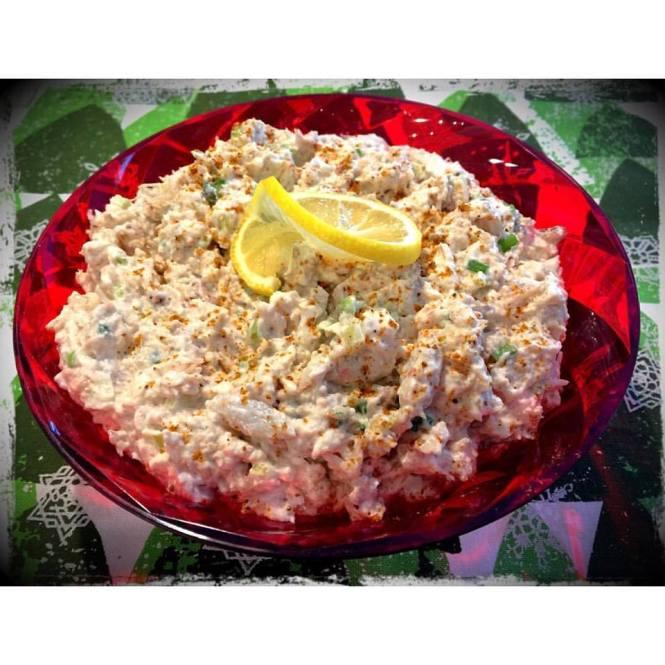 Holiday Crab Dip