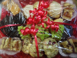 Holiday Cookie Platter