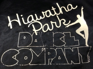 The Hiawatha Park Dance Company Logo