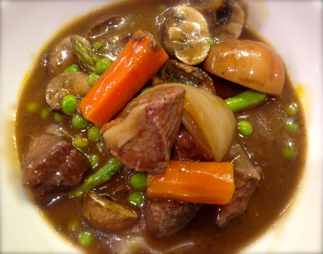 Slow Cooker Red Wine Beef Stew
