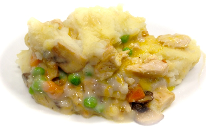 Shepherds Pie Turkey Style...