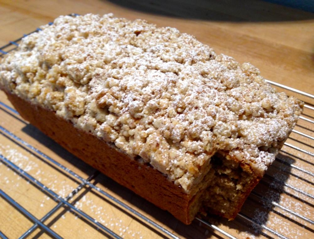 Cinnamon Crumb Banana Bread... (2/5)