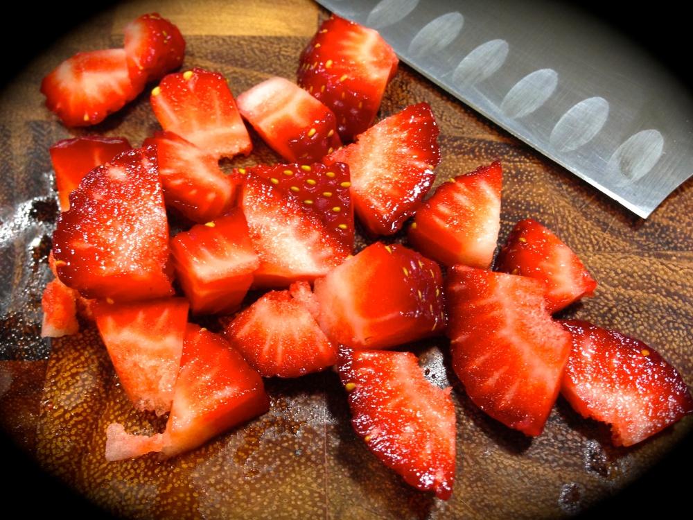 Glazed Strawberry Bread... (1/6)