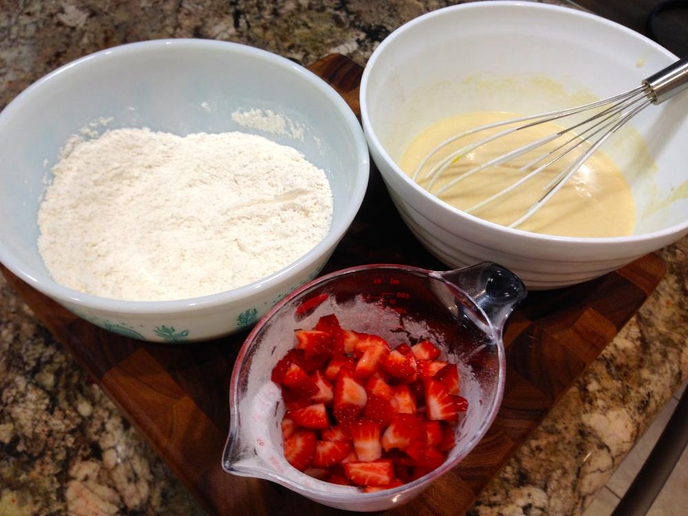 Glazed Strawberry Bread... (2/6)
