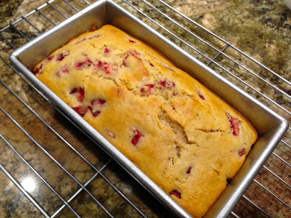 Glazed Strawberry Bread... (4/6)