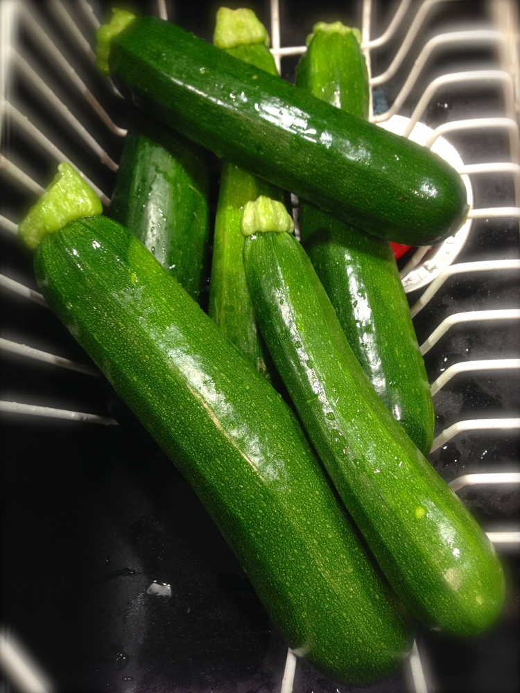 How Do You Solve A Problem Like Zucchini... (3/5)