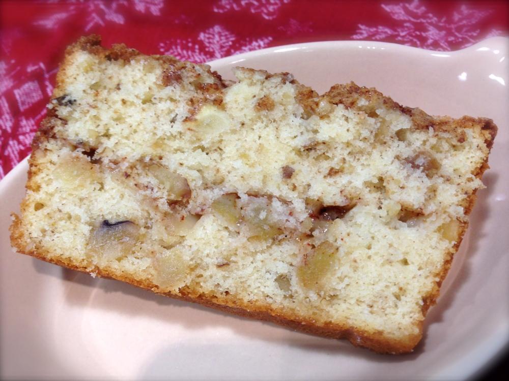 Apple Walnut Cake... (4/4)