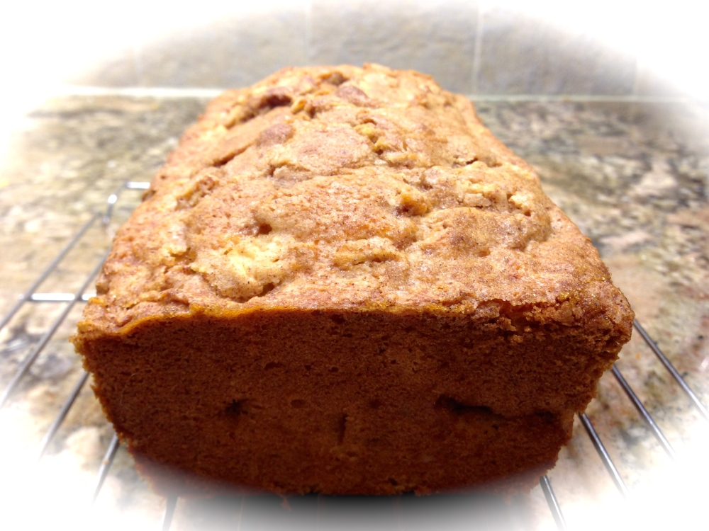 Apple Walnut Cake... (2/4)