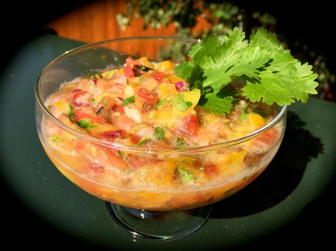 Tri-Tomato Salsa