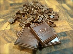 Good quality chocolate