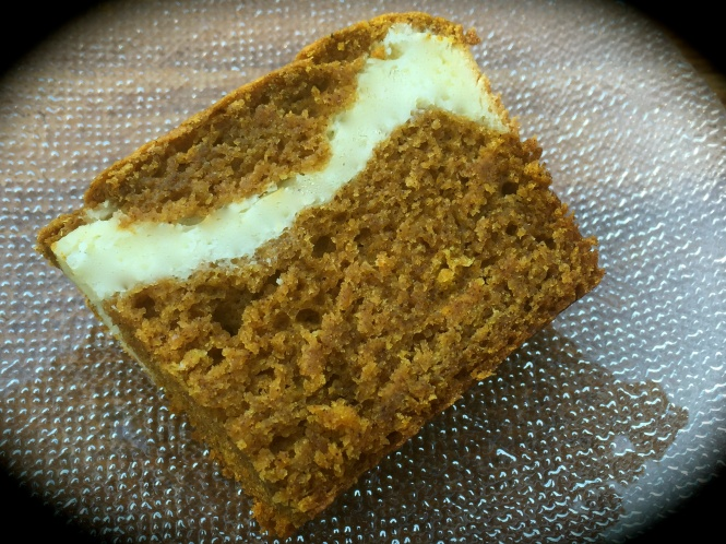 Pumpkin Cream Cheese Sweet Bread