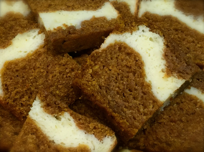 Pumpkin Cream Cheese Sweet Bread