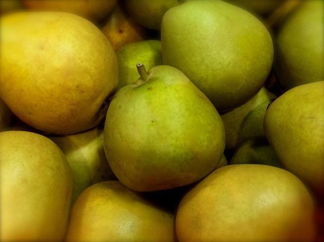 Garden Pears