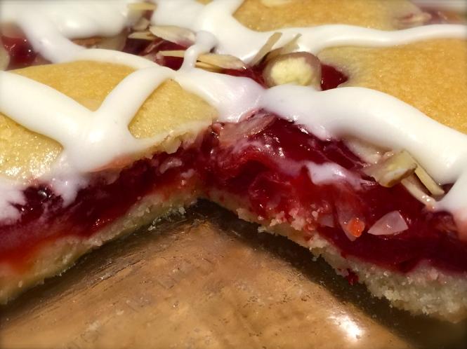 Cherry Pie Squares