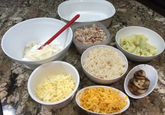 Casserole Ingredients