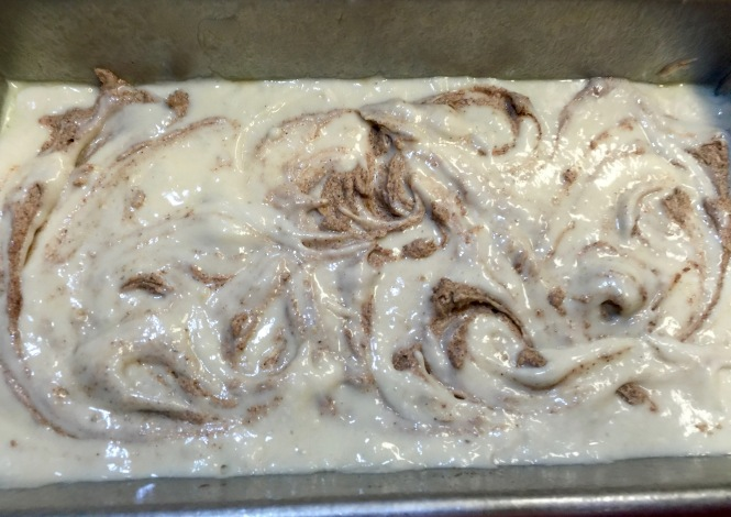 Swirled Mixture