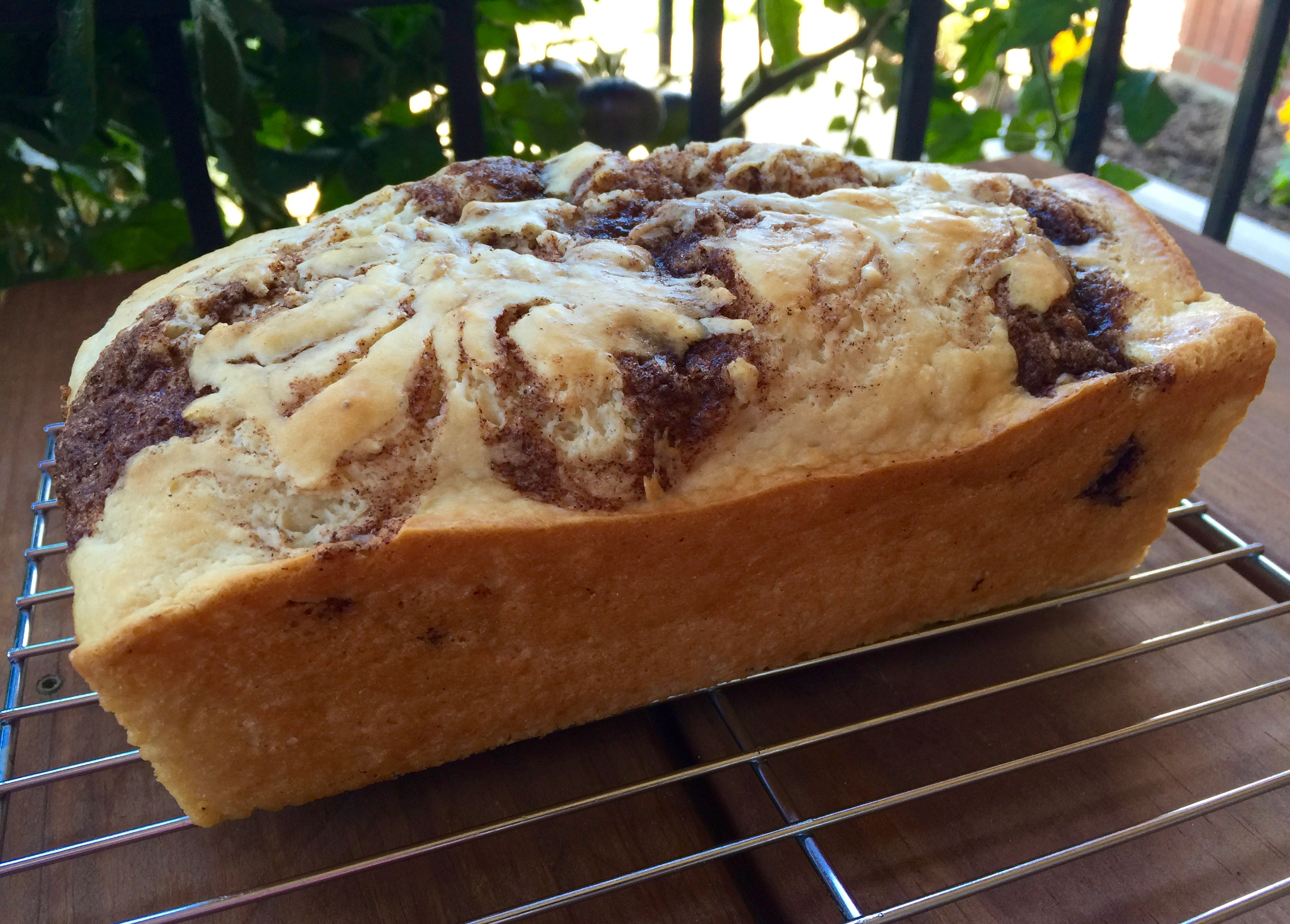 Cinnamon Roll Bread… – You Betcha Can Make This!
