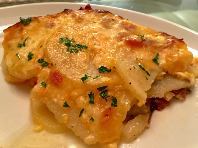 Easy Potato Casserole