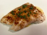 Lemon Red Snapper With Herb Butter